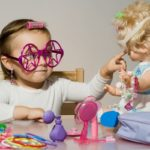 игры для ребенка 3 года дома