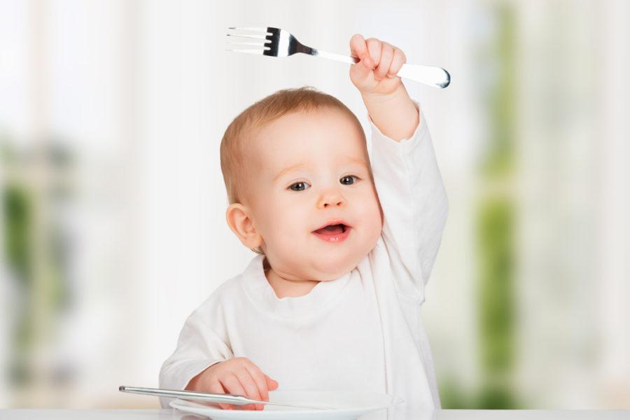 Как накормить ребенка и сохранить спокойствие?