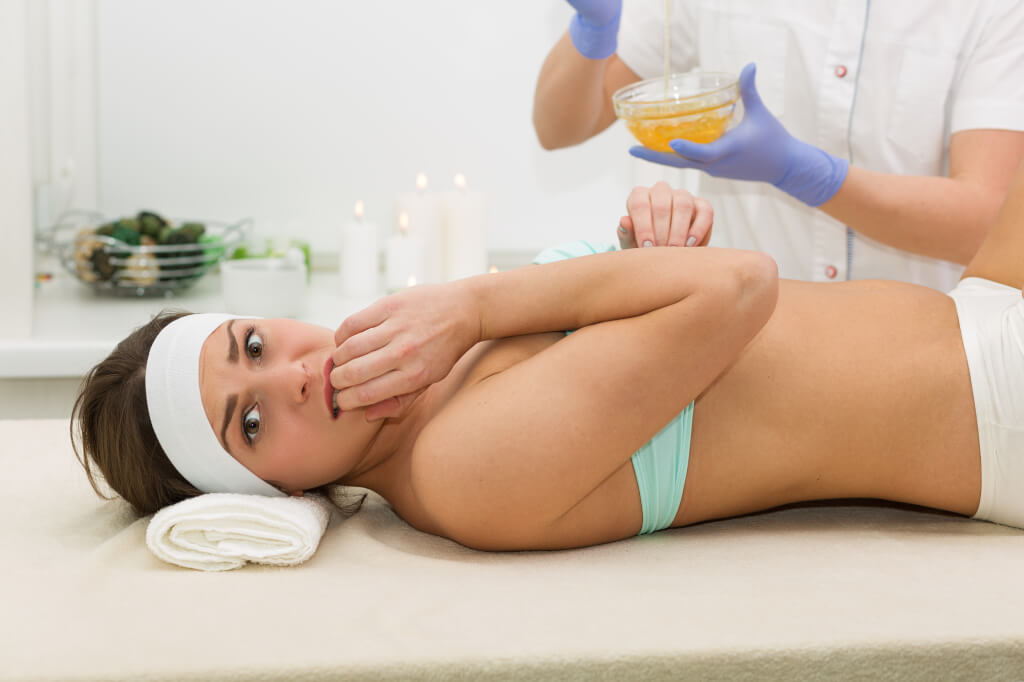 Bikini wax spa and pasadena